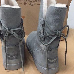 NWB UGG Koolaburra DMG boot shoe water resistant